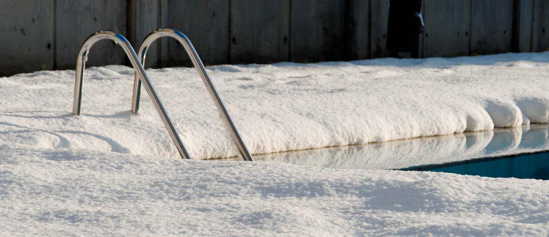10 sencillos pasos para mantener tu Piscina en invierno