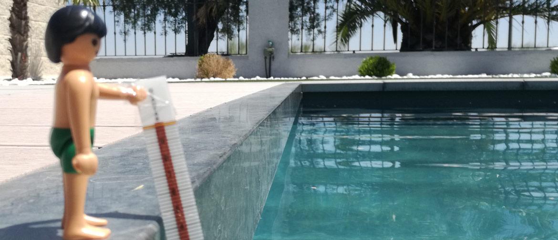 Cómo medir y regular los valores de SAL, PH Y CLORO de tu piscina prefabricada